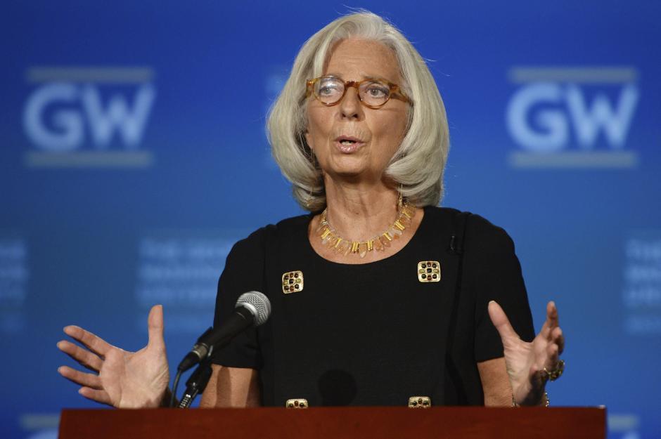 Las economías emergentes pierden ímpetu, dice la directora del FMI