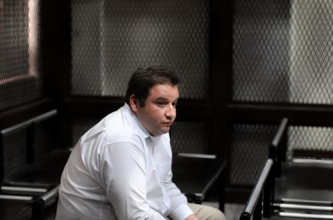 Roberto Barreda denuncia a su exsuegro Juan Luis Siekavizza