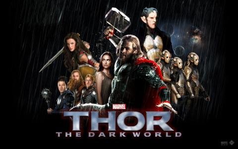 """""""Thor 2: El mundo oscuro"""", comentada por cibernautas"""