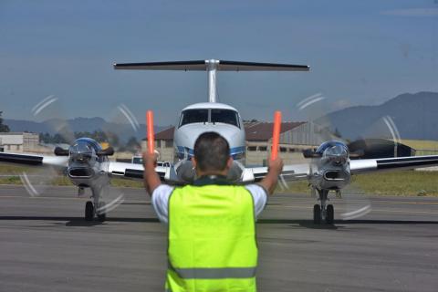 Aeropuerto Los Altos inaugura vuelos nacionales