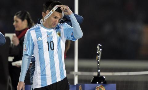Messi rompe el silencio y envía mensaje tras la derrota en otra final