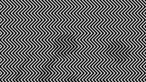 El nuevo reto visual: ¿qué puedes observar entre cientos de rayas?