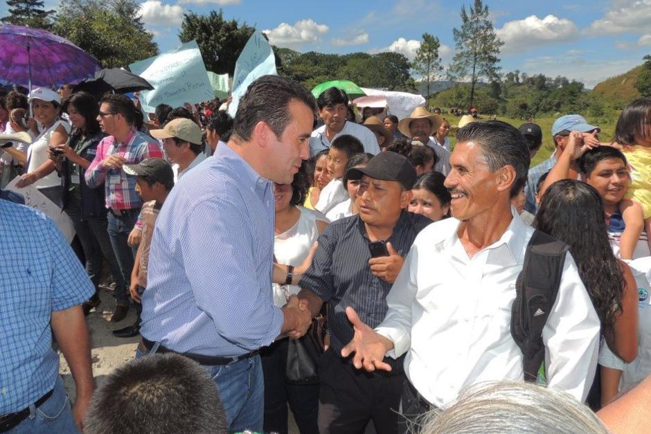 Finaliza la campaña de Sinibaldi, comienza la de López Bonilla