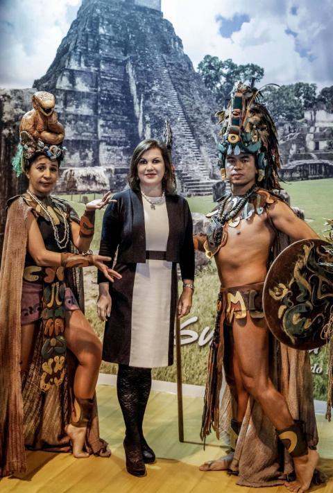 Turismo sostenible: Propuesta de Centroamérica en FITUR 2014