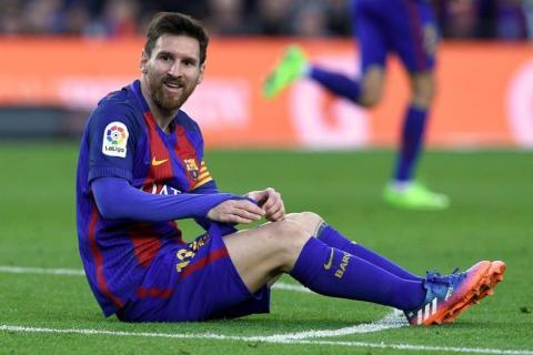 Alerta amarilla: Messi podría perderse la final de la Copa del Rey