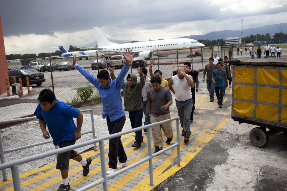 Deportaciones no frenan las remesas de emigrantes guatemaltecos