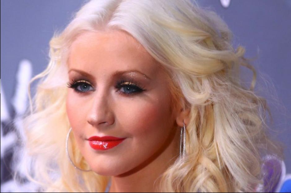 Christina Aguilera presume de nueva figura