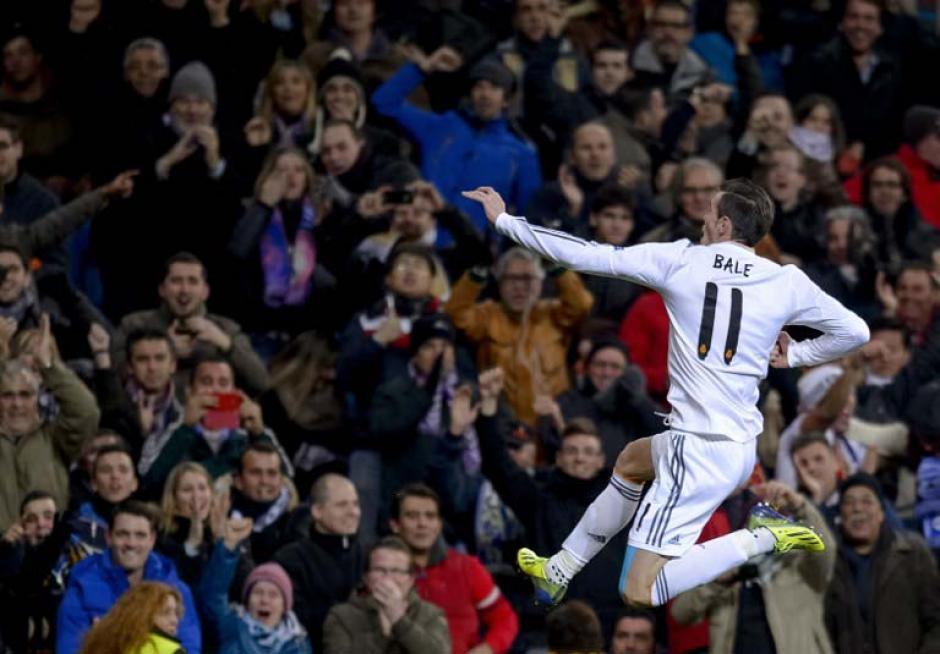 El Real Madrid golea al Galatasaray