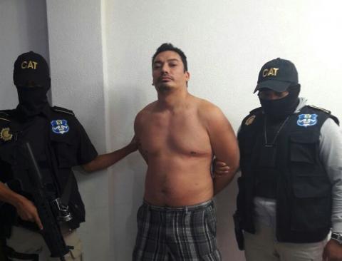 Detienen a líderes de la Mara Salvatrucha buscados en El Salvador