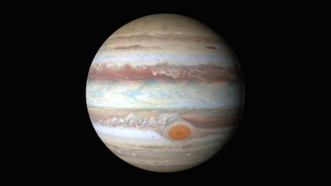 Científicos descubren una enorme y misteriosa mancha en Júpiter