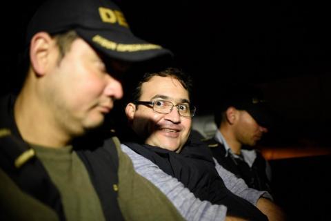 Vuelo familiar fue la clave para arrestar a Javier Duarte en Guatemala
