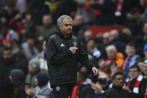 El gesto de Mourinho que enfurece a los seguidores del Chelsea