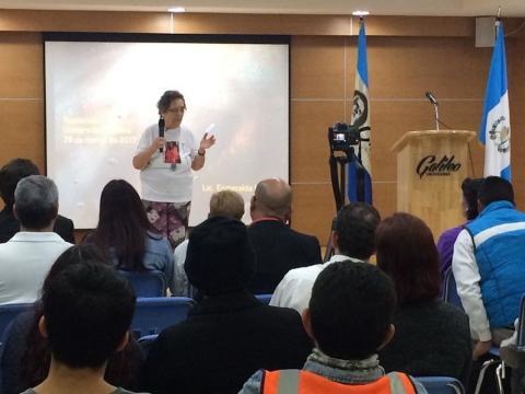 La madre de las Pléyades, de paso en Guatemala