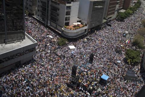 Esta es la guía para entender qué ocurre en Venezuela