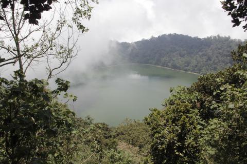 Laguna Chicabal, un sitio que debes visitar en Quetzaltenango