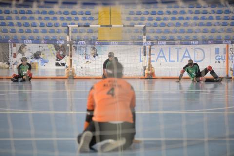 Guatemala es anfitrión del X Campeonato Centroamericano de Golbol