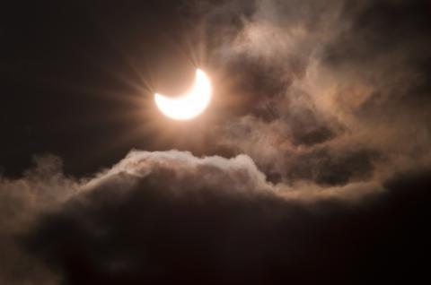 Guía para observar el eclipse solar del 21 de agosto de 2017