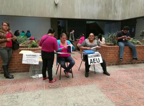 Estudiantes advierten por centros de votaciones ilegales en la Usac