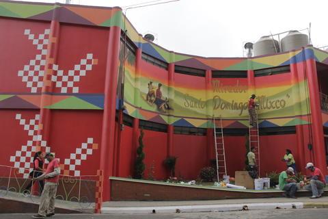 El mirador Santo Domingo Mixco busca atraer más turismo