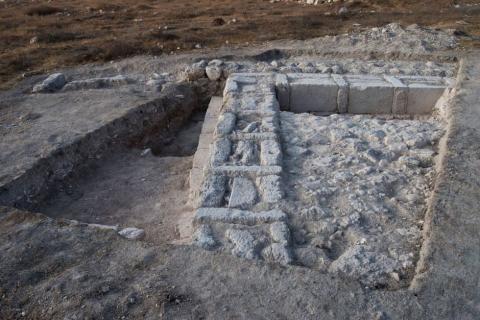 Arqueólogos descubren en Israel un templo de más de 2 mil años
