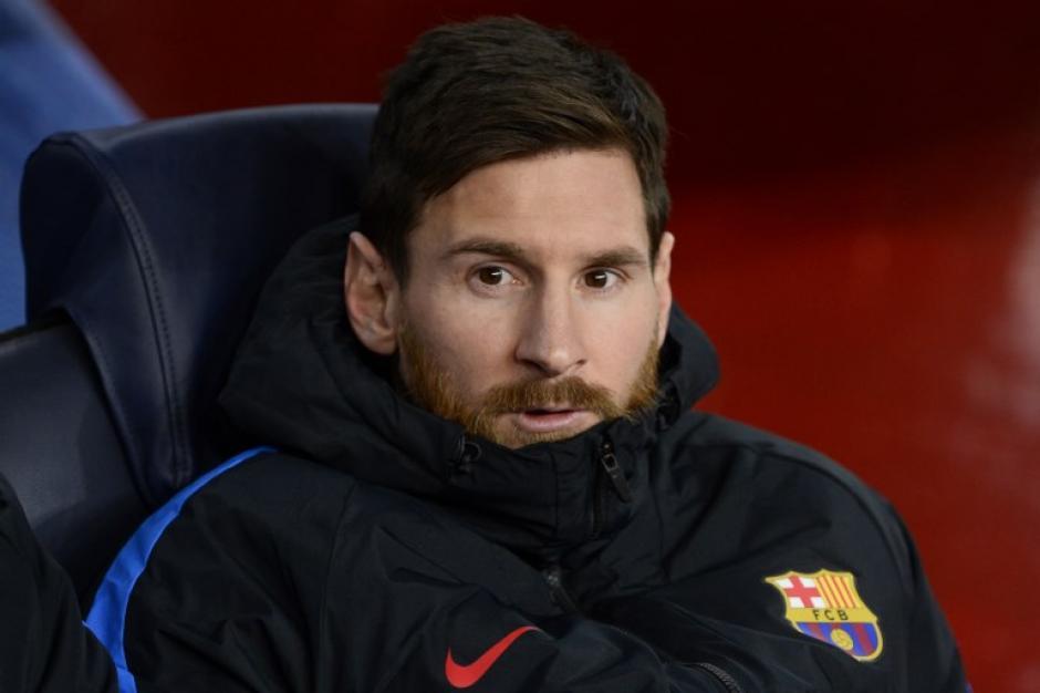 Lionel Messi confiesa lo que piensa cuando es suplente