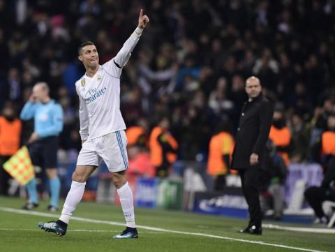 El golazo con el que Cristiano Ronaldo impuso un récord histórico