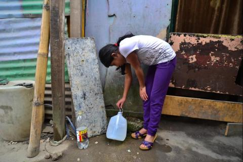 #PilasPues: Servicio de agua potable será irregular en varias zonas