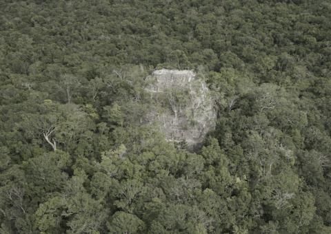 Los enigmas de El Mirador: crónica de una caminata entre la selva