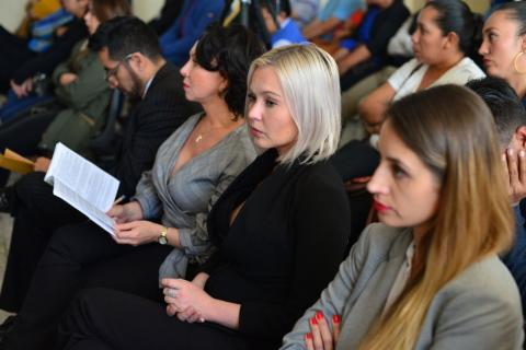 Empieza juicio contra la familia rusa Bitkov y 38 personas más
