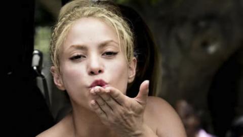 El extraño piropo que Shakira le dedicó a Piqué