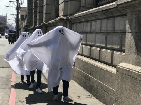 """Las """"plazas fantasma"""" reaparecen en el Congreso"""