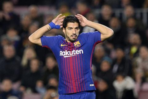Técnico de Uruguay dice que Luis Suárez tiene problemas emocionales