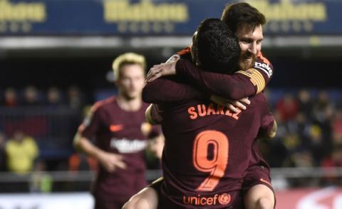 ¿Debió contar el gol de Messi por un segundo balón en la cancha?