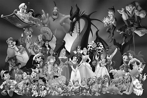 El lado oscuro de los dulces cuentos que Disney llevó al cine