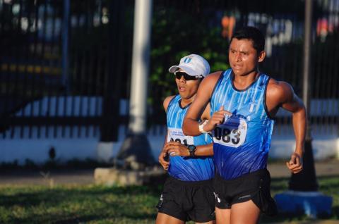 Erick Barrondo consigue la medalla de oro en Juegos Centroamericanos