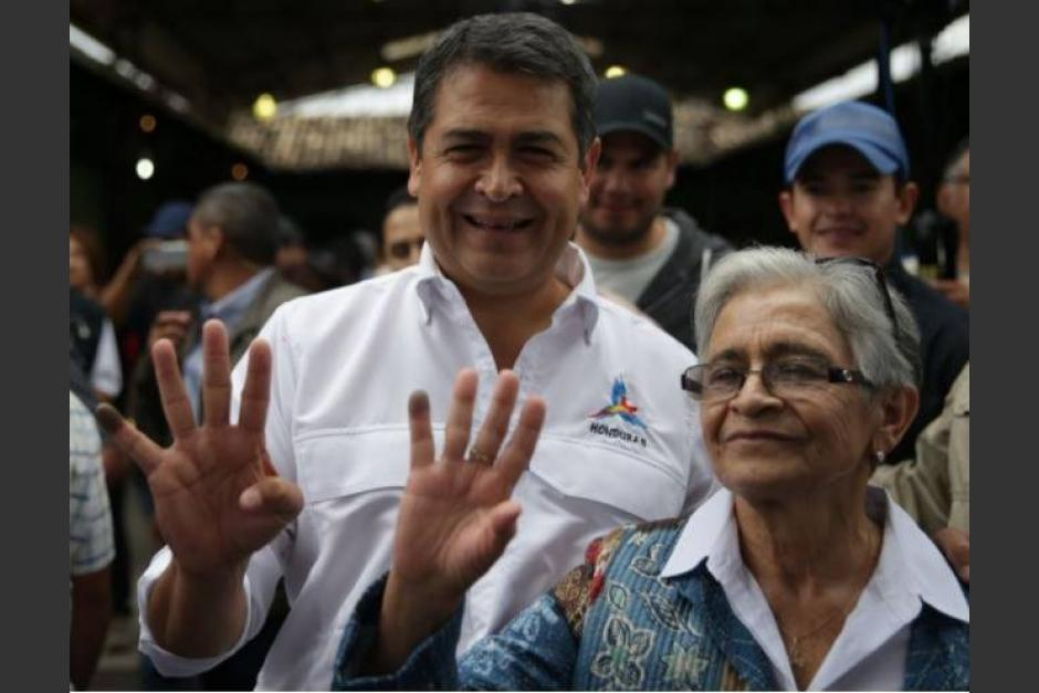 Presidente de Honduras mantiene ventaja en elecciones tras recuento