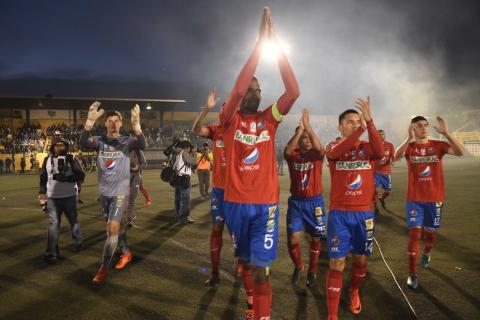 Municipal volverá a jugar una final contra Antigua GFC