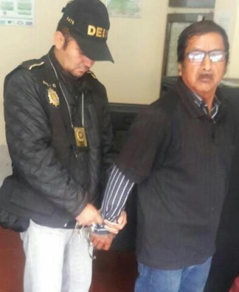 Capturan a un hombre acusado de genocidio en Huehuetenango