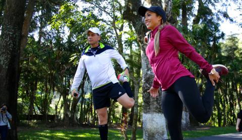 Dos corredores 4x4 superan en San Vicente Pacaya