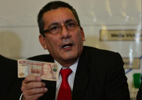 Roberto Villate no asiste a cita ante juez pesquisidor por cuarta vez