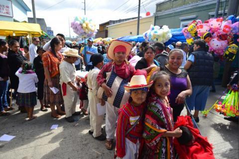 Colapsa tráfico en Periférico por celebración de Virgen de Guadalupe