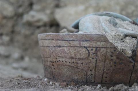 La tumba guatemalteca de una reina guerrera maya