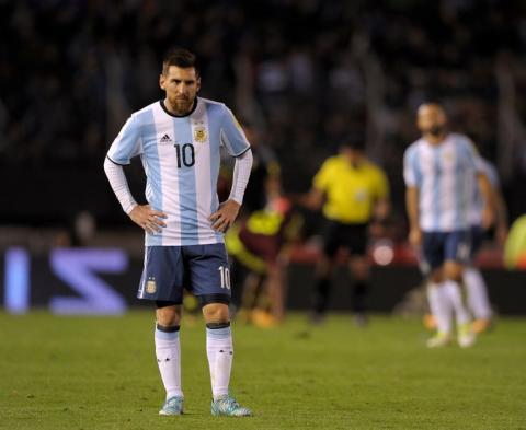 """Las confesiones de Lionel Messi: """"Ojalá el fútbol me pague su deuda"""""""