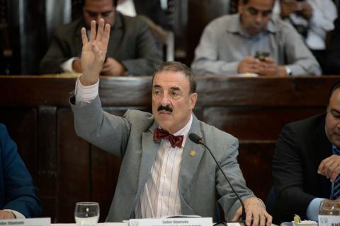 Diputado Fernando Linares Beltranena se queda sin inmunidad
