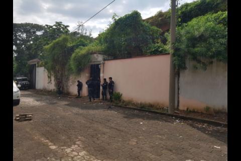 """Embargan cinco fincas del narcotraficante conocido como """"El Morado"""""""