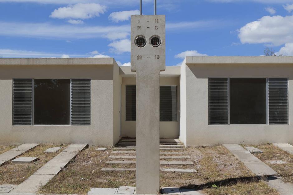 Casas incompletas y otros problemas para los vecinos de El Cambray