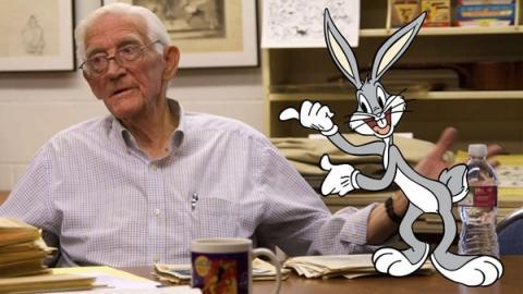 Muere el creador de Bugs Bunny a los 99 años