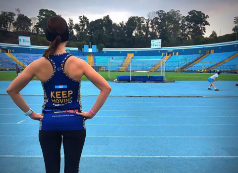 Ropa deportiva hecha en Guatemala te hará lucir bien al ejercitarte