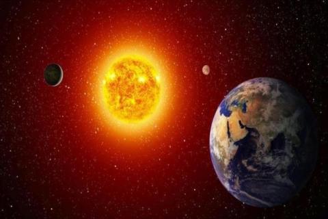 Una tormenta magnética alcanzará la Tierra la última noche del año