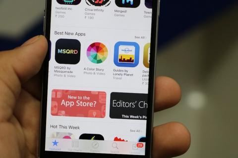 Marca de ropa china demanda a Apple por plagio